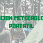 estacion meteorologica portatil