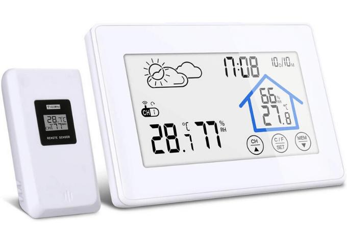 estacion meteorologica digital