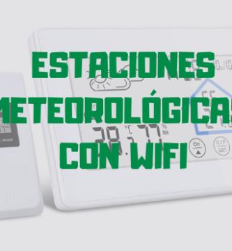 estaciones meteorologicas wifi