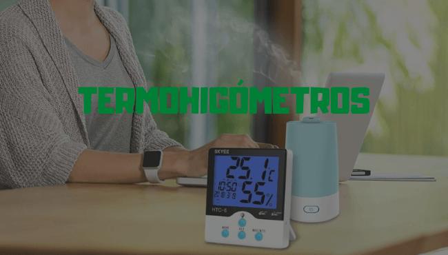 termohigrometro digital