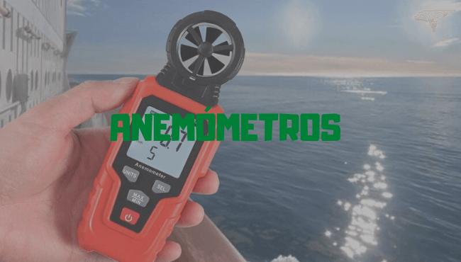 anemometro que mide